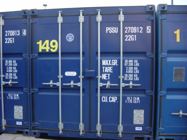 new self storage containers