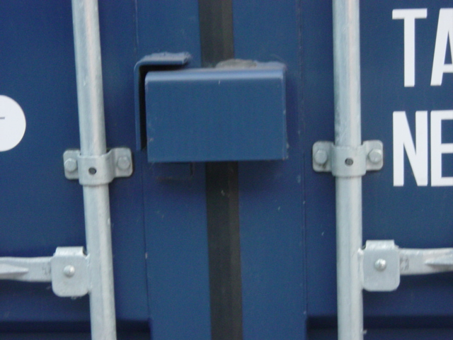 secure vandal proof welded lock covers